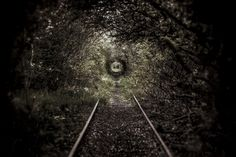 Railroad to nowhere... | by lordolsen