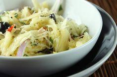 Spaghetti Squash Pasta Salad