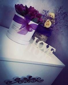 My purple love. Magic flowers