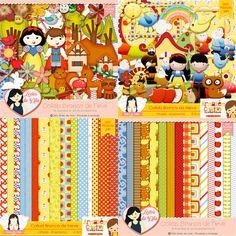 Kit digital inspirado na Branca de neve- criado em conjunto com a Vivi Matos Já a venda na loja  http://acriativo.com/loja/index.php?main_page=product_info=34_id=631