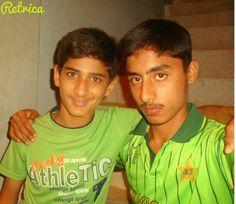 With My Frnd Anwar :)