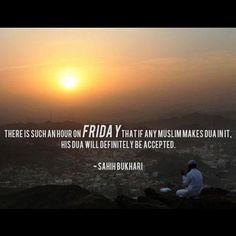 Friday-Sunna: Don't forget to send greetings upon the prophet s.a.s. and to read Surat-l-Kahf Ghusl and cutting the fingernails before going to friday prayers......