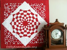 Debby Kratovil Quilts: Your Very Own Vortex Quilt