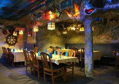 """Underwater Cavern"" Dining Experience at Buccaneer Aruba   Visit Aruba Blog"