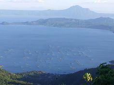 """Taal Lake- Tagaytay, Philippines"