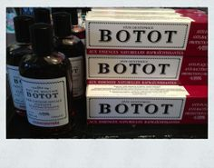 Botot Toothpaste and Mouthwash | tedkennedywatson.com