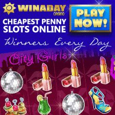 Winaday Penny Slots  cheapest penny slots online