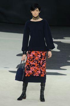 Défilé Chanel - AW 2013-2014 – Paris