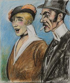 Untitled, c. 1920 by Rudolf Bauer (German 1889–1953) davidcharlesfoxexpressionism.com #rudolfbauer #expressionism #geometricart #abstract