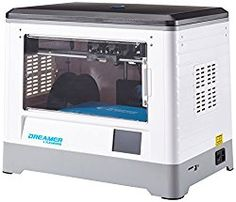 Buy the brilliant Flashforge Dreamer Printer Dual-extruder Printer with Clear Door and Rear Fans by Prima Hardware online today. Impression 3d, Fans For Sale, Multifunction Printer, 3d Printer Supplies, Tv Videos, Best Brand, Computer Accessories, The Dreamers, Cool Things To Buy