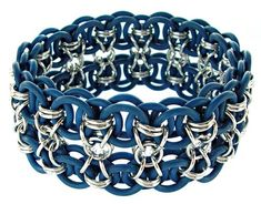 Learn a Weave - Stretchy Celtic Cuff - Beadsisters