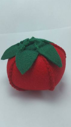 Check out this item in my Etsy shop https://www.etsy.com/listing/240282288/tomato-felt-play-food-set-pretend-play