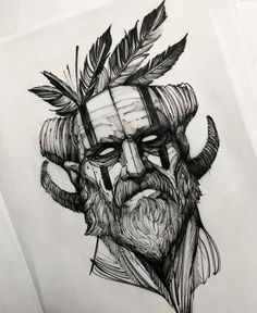 First of the year✍🏽 tatuagem zeus, tattoo sketches, tattoo Tattoo Sketches, Tattoo Drawings, Art Sketches, Art Drawings, Dibujos Tattoo, Desenho Tattoo, Art Minimaliste, Et Tattoo, Kunst Tattoos