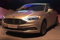 Nice Ford: Reestilizado, Ford Fusion chega ao Brasil por R$ 121.500...  Portugal Check more at http://24car.top/2017/2017/08/01/ford-reestilizado-ford-fusion-chega-ao-brasil-por-r-121-500-portugal/