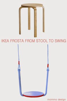 mommo design: FROSTA SWING
