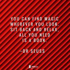 #StaffroomEducation #Teacher #Quote #Teaching #DrSeuss #Books #Reading