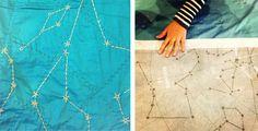 Amazing Constellation Quilt - Haptic Lab