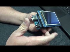 Arduino TFT LCD Touch Screen Tutorial - YouTube