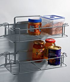 Home Care Double Shelf