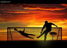 Goalkeeper by Marco Ciofalo Digispace on 500px