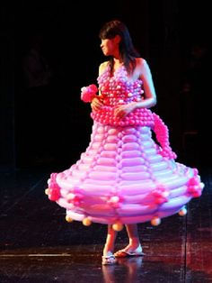 The Canadian Design Resource  Balloon Dresses