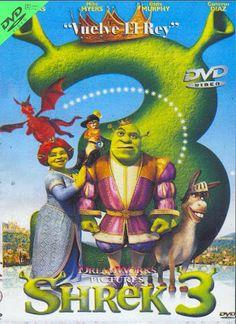 Shrek 3 (Audio Latino) 2007 online