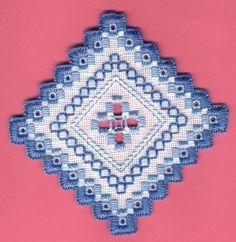 Hardanger embroidery H147 | Flickr: Intercambio de fotos