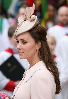Kate Middleton Photos - Commonwealth Service at Westminster Abbey - Zimbio