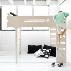 F bunk bed  by RAFA kids.