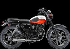 Herald Motor Co. - Mutt 125