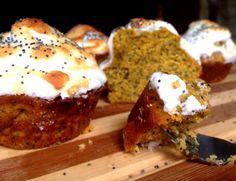 Muffins de Zapallo