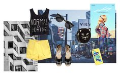 """""""Bez naslova #2"""" by alema1234 ❤ liked on Polyvore featuring Karl Lagerfeld, Casetify and Charlotte Olympia"""