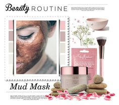 """""""Beauty Routine. .... Mud Mask"""" by conch-lady ❤ liked on Polyvore featuring beauty, SheaMoisture, Whiteley, Josie Maran, Mud Australia and facemasks"""