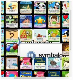 Cientos de Apps educativas por temas