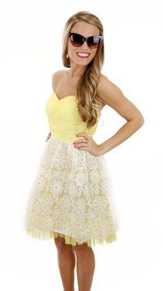 Ain't No Sunshine Dress :: The Blue Door Boutique Cute Maxi Dress, Cute Summer Dresses, Spring Dresses, Dress Me Up, Cute Dresses, Party Fashion, Fashion Show, Bridesmaid Dresses, Prom Dresses