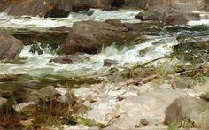 Richard Schmid | Richard Schmid~Paintings | Pinterest