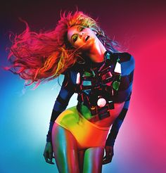 Beyonce has Color