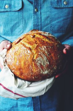 homemade bread by butterflyfood