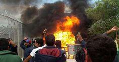 """Η ΜΟΝΑΞΙΑ ΤΗΣ ΑΛΗΘΕΙΑΣ: Εξέγερση """"μεταναστών"""" με ανεξέλεγκτες διαστάσεις σ..."""
