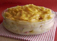 Μακαρόνια φούρνου με κρέμα