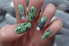 My Neighbor Totoro nails