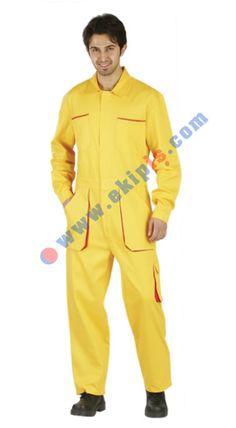 İş Elbiseleri, İş Tulumu,işçi Tulumu, Kod : 1063