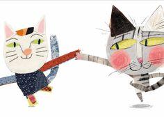 Meow, Mao, Miaow & Miao - Shelley Davies