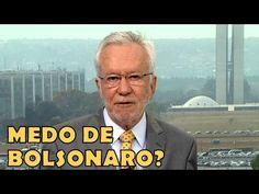 Alexandre Garcia comenta o fim de Lula e ironiza a CUT com medo de Bolso...