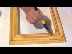 Corso di doratura: 3 - Bolo acrilico - YouTube
