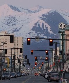 Anchorage, Alaska.I want to go see this place one day.Please check out my website thanks. www.photopix.co.nz