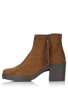 BAND Tassel Boots