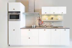 Rechte keukens, bijzonder veelzijdig! | Eigenhuis Keukens