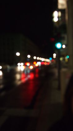 Berlin — Lights in the night