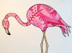 Flamingo by TCTDesigns on DeviantArt
